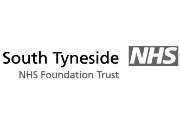 South Tyneside NHSFT Logo
